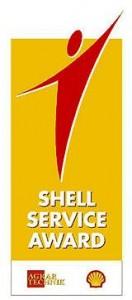 Shell Service Award