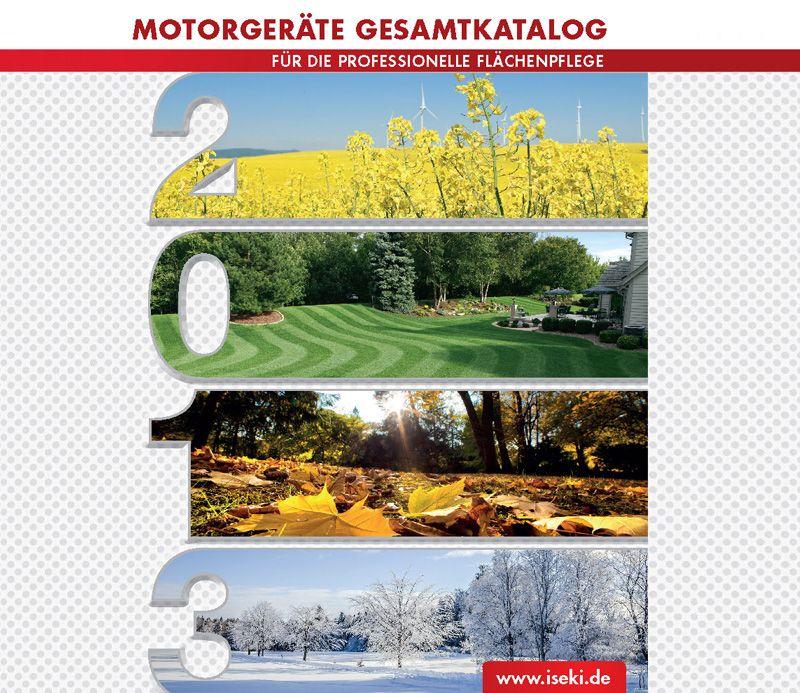 ISEKI-Motorgearete2013